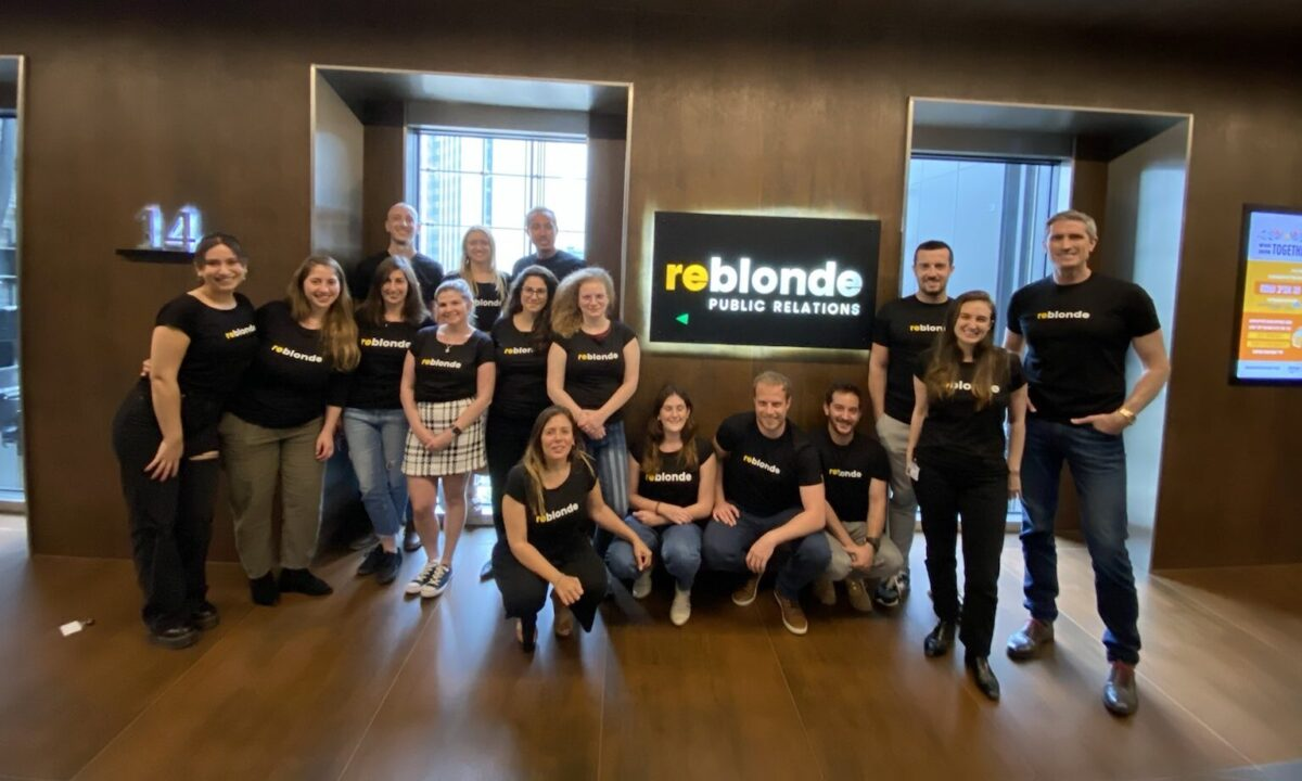 The Team Behind ReBlonde Tech PR Agency
