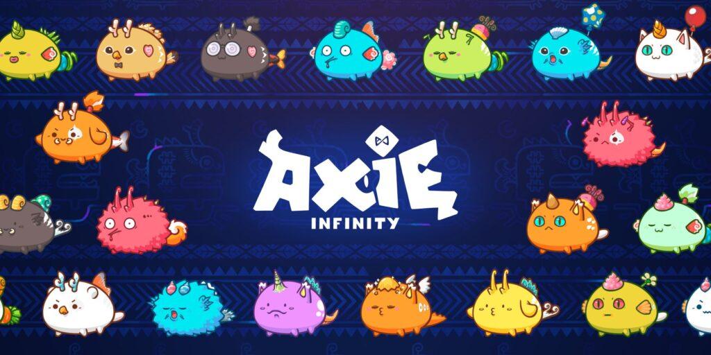 Axie Infinity Pioneering Play-to-Earn Crypto Marketing